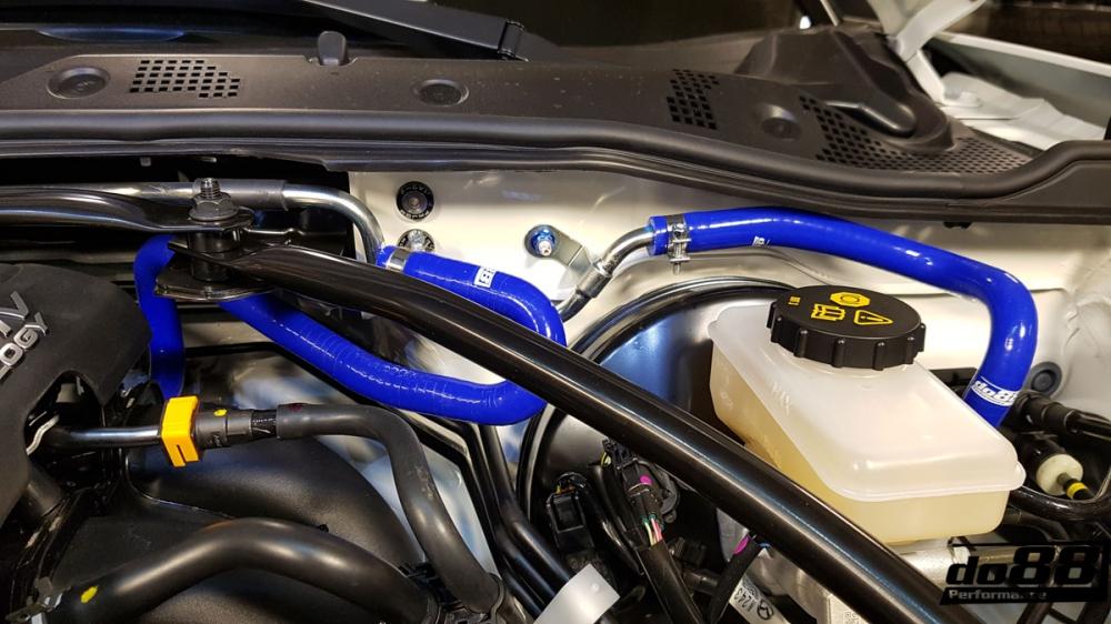 Mazda Mx-5 Miata Nd 2015- Vacuum Hoses