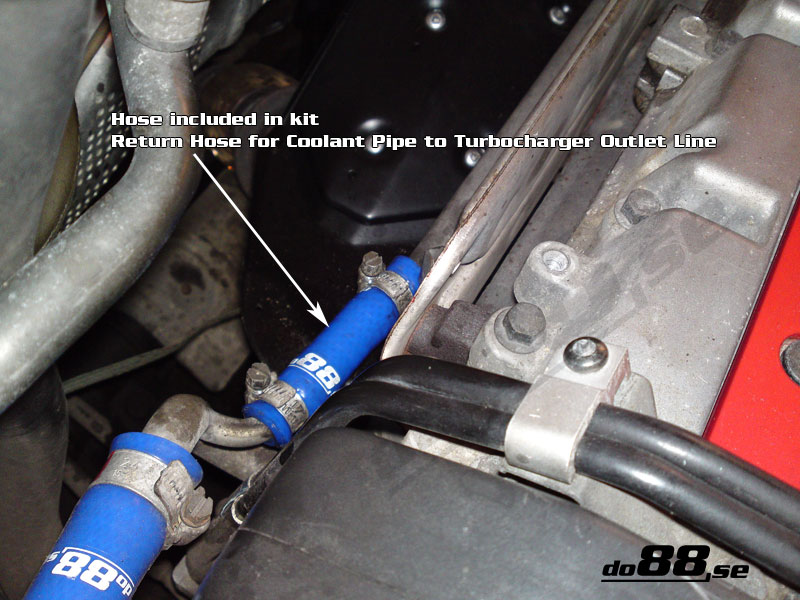 Do Kit on 2001 Volvo S60 Turbo
