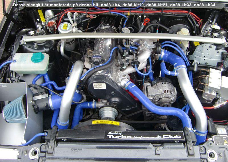 Do Kit on Volvo 740 Turbo