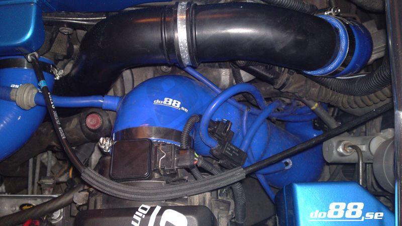Volvo S40/V40 2,0T/T4 98-04 Intake hose | V40 / S40 - Volvo - H