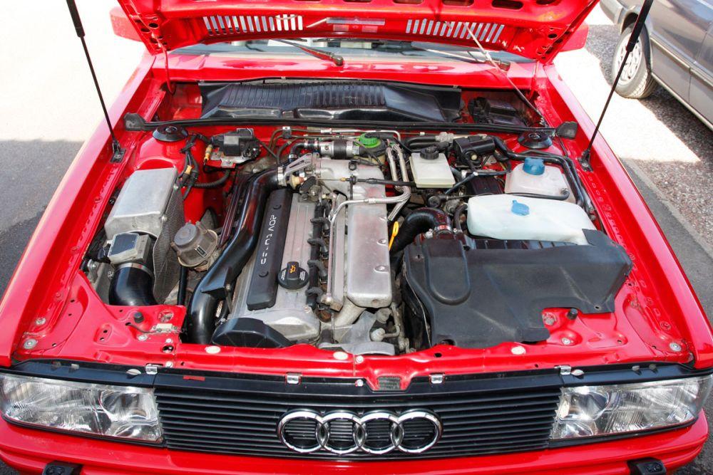 Audi Quattro V Pressure Hoses Black Quattro V Audi Ho - Audi quattro