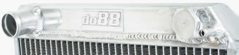 SAAB 900 Performance All Aluminum Radiator